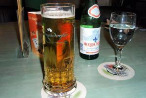 ドイツの生ビール 3ユーロ前後