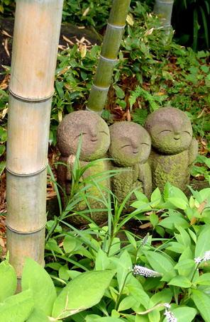 鎌倉の可愛い石仏