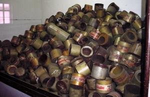 アウシュヴィッツ収容所の毒ガス、ツィクロンB