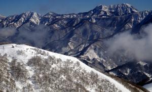 白馬・コルチナスキーエリアの風景