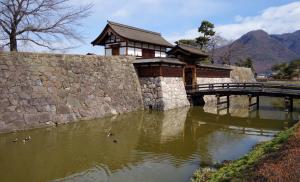 真田のもう一つの城、松代城