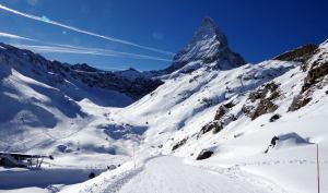 世界の名峰・スイス・マッターホルン
